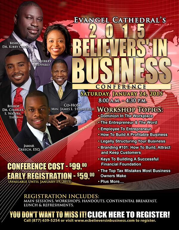 2015 believers in business