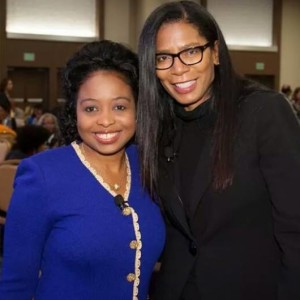 Keynoting with Judy Smith, the Real Olivia Pope, and the inspiration behind the hit TV drama, Scandal