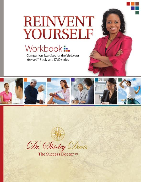 Reinvent Yourself Workbook cover