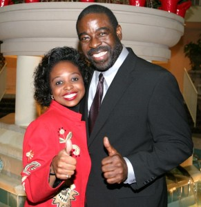 Les Brown & Shirley