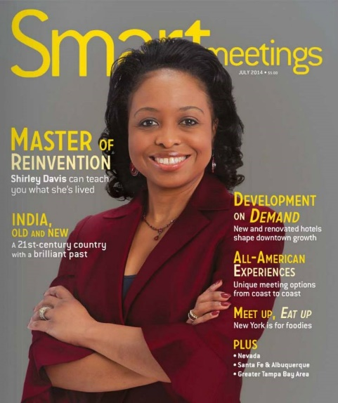 Smart Meeting magazine cover