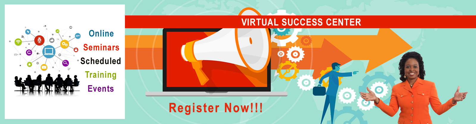 Virtual Success Center - Online Seminar