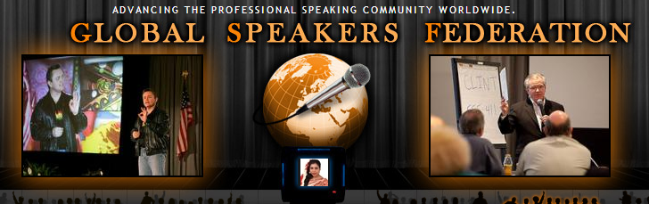 Global Speakers Network  GSN  Symposium   Global Speakers Federation