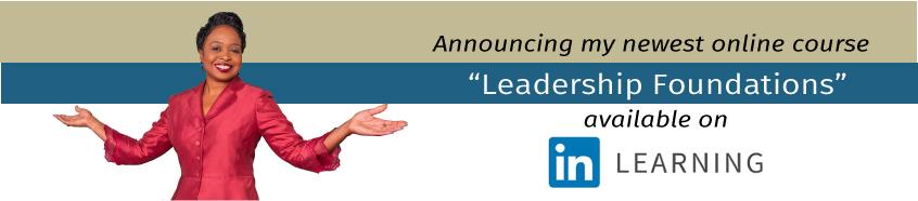 Leadership Foundation Banner vLearning