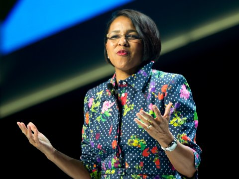 Rosalind Brewer, CEO of Sam's Club