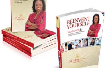 Reinvent Yourself book and Workbook Bundle
