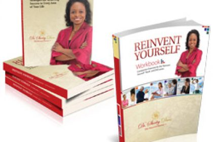 Reinvent Yourself book and Workbook Bundle